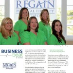 Allens Creek Magazine Business Beat Features Regain Physical Therapy