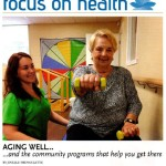 Senior Care Physical Therapy Program Featured in 585 Magazine
