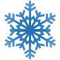 Snow Shoveling Tips, snowflake